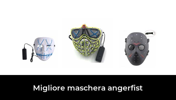 20 Migliore Maschera Angerfist nel 2020: dopo aver ricercato  opzioni