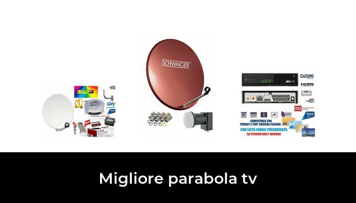 45 Migliore Parabola Tv nel 2021: dopo aver ricercato 81 opzioni