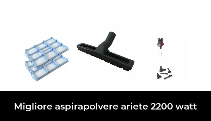 48 Migliore Aspirapolvere Ariete 2200 Watt nel 2021: dopo aver ricercato 47 opzioni