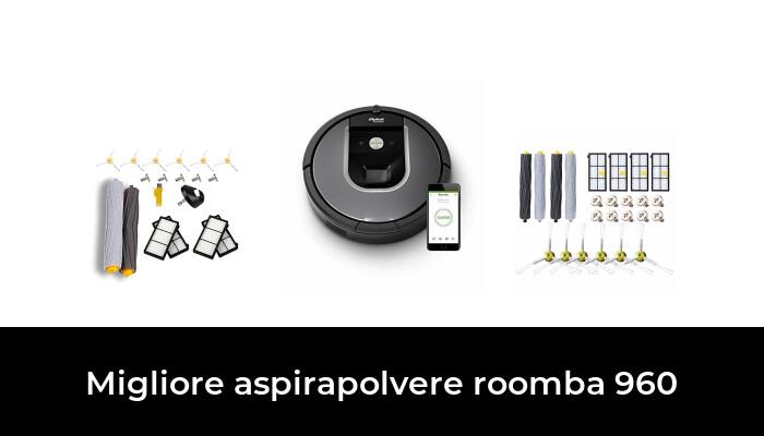 48 Migliore Aspirapolvere Roomba 960 nel 2021: dopo aver ricercato 81 opzioni