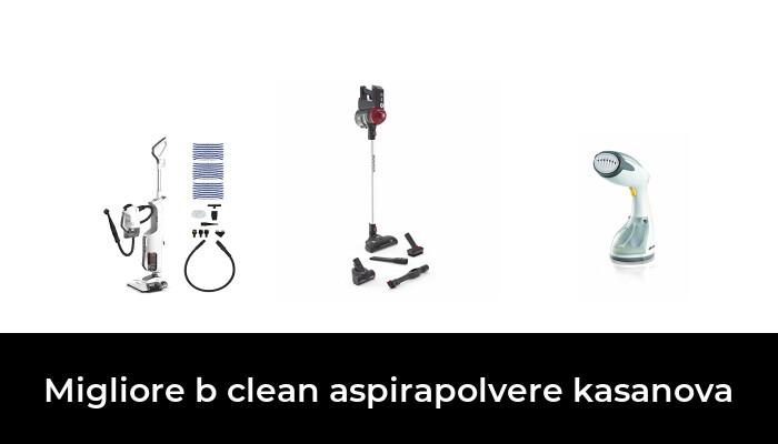 12 Migliore B Clean Aspirapolvere Kasanova nel 2021: dopo aver ricercato 50 opzioni