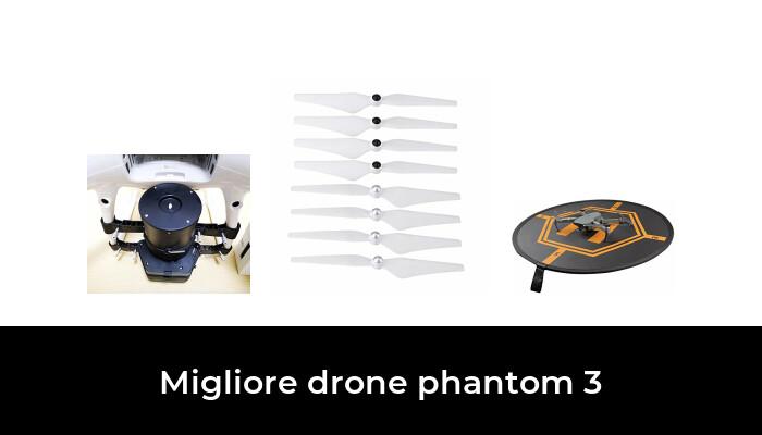47 Migliore Drone Phantom 3 nel 2021: dopo aver ricercato 77 opzioni