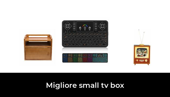 33 Migliore Small Tv Box nel 2021: dopo aver ricercato 69 opzioni