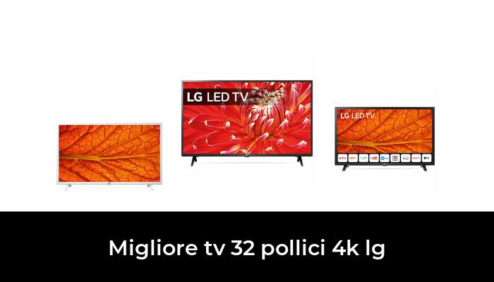 45 Migliore Tv 32 Pollici 4k Lg nel 2021: dopo aver ricercato 68 opzioni