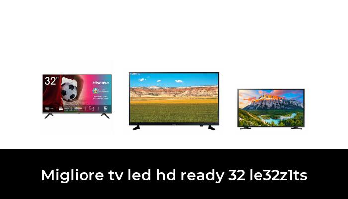 6 Migliore Tv Led Hd Ready 32 Le32z1ts nel 2021: dopo aver ricercato 64 opzioni